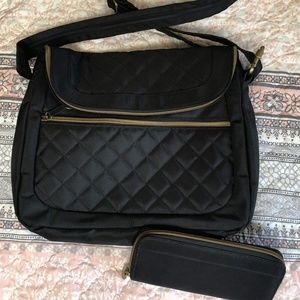 Travelon Anti Theft RFID cross body bag and wallet